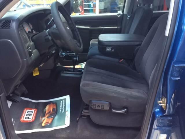 2005 Dodge Ram Pickup 2500 4dr Quad Cab SLT 4WD LB - Ocala FL