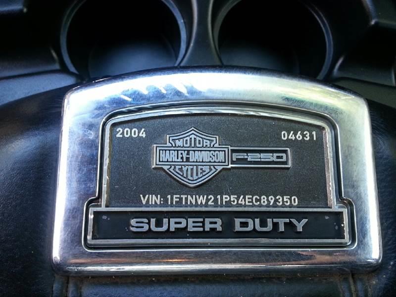 2004 Ford F-250 Super Duty 4dr Crew Cab Lariat 4WD LB - Ocala FL