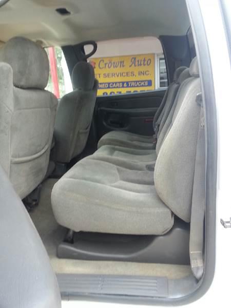 2004 Chevrolet Silverado 2500HD 4dr Crew Cab LS 4WD SB - Ocala FL