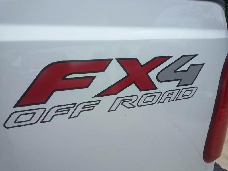 2011 Ford F-250 Super Duty 4x4 XL 4dr Crew Cab 6.8 ft. SB Pickup - Ocala FL