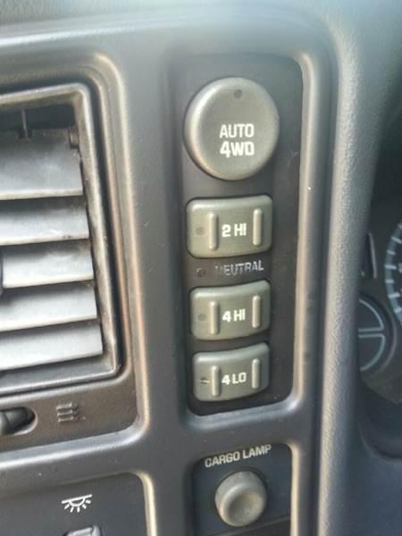 2001 Chevrolet Silverado 1500 4dr Extended Cab LS 4WD SB - Ocala FL