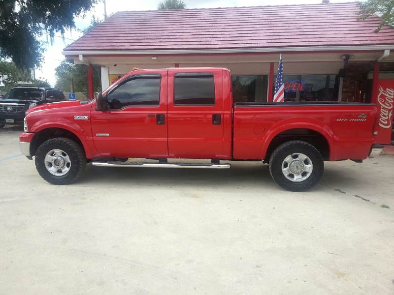 2006 Ford F-250 Super Duty for sale at Crown Auto and Fleet Services Inc. in Ocala FL