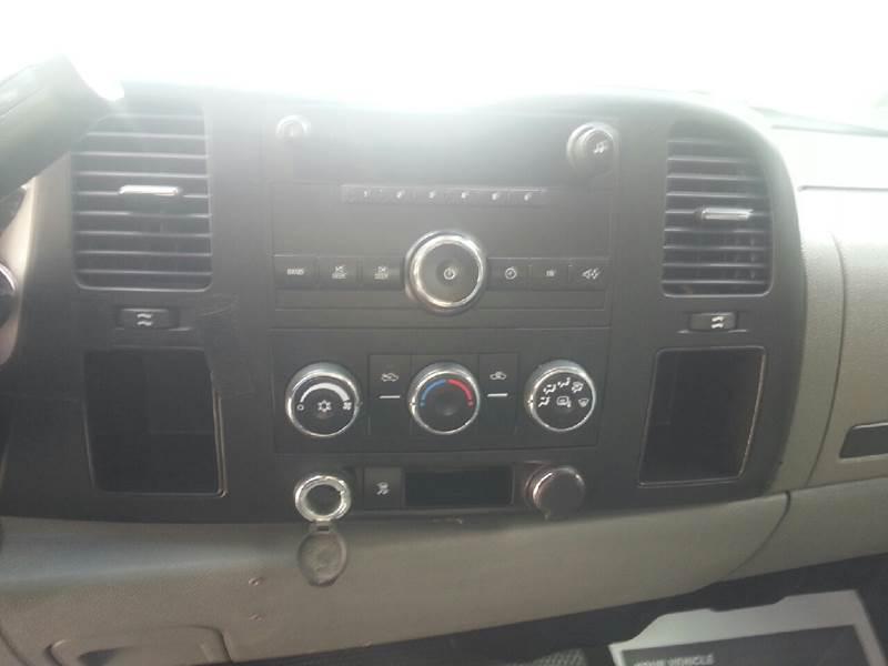 2009 GMC Sierra 2500HD 4x4 Work Truck 4dr Crew Cab SB - Ocala FL