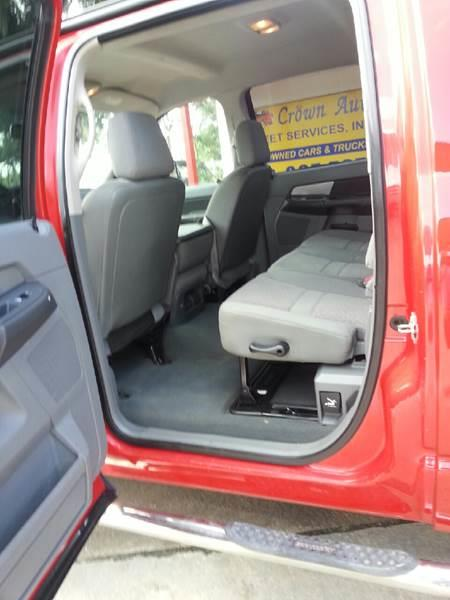 2007 Dodge Ram Pickup 3500 SLT 4dr Mega Cab SB - Ocala FL