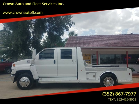 GMC TOPKICK For Sale in Ocala, FL - Crown Auto and Fleet