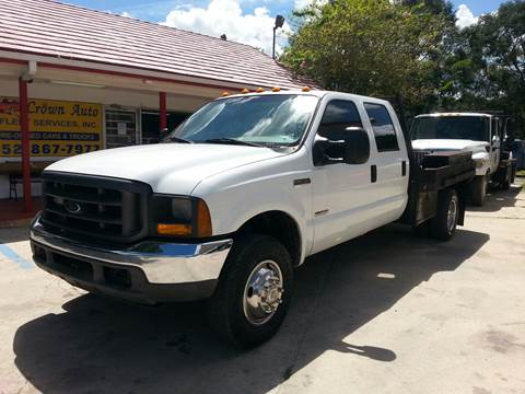 2005 Ford F-350 Super Duty for sale in Ocala, FL