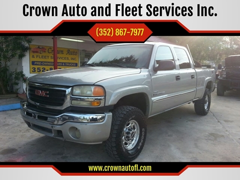 2007 GMC Sierra 2500HD Classic for sale in Ocala, FL