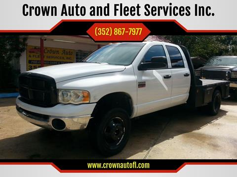 2008 Dodge Ram Chassis 3500 for sale in Ocala, FL