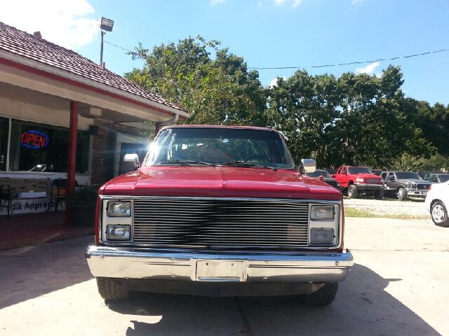 1985 Chevrolet C/K 10 Series 2dr C10 Standard Cab SB - Ocala FL