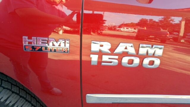 2013 RAM Ram Pickup 1500 4x4 Big Horn 4dr Quad Cab 6.3 ft. SB Pickup - Ocala FL
