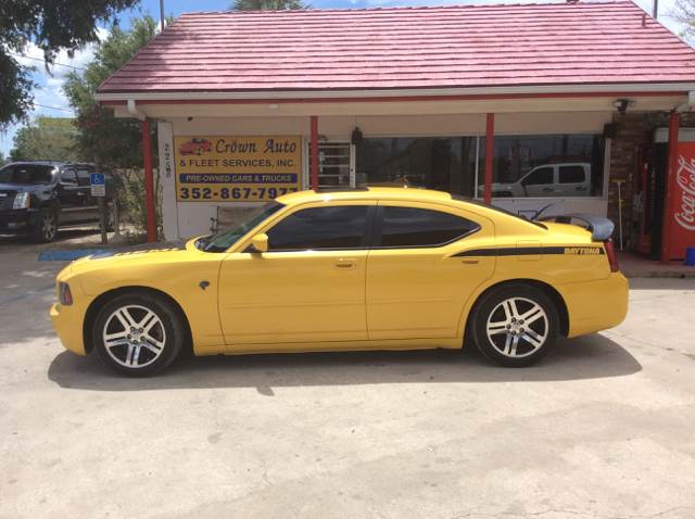 2006 Dodge Charger RT 4dr Sedan - Ocala FL