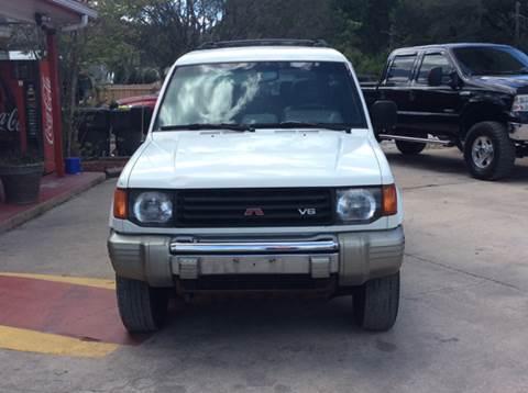 1997 Mitsubishi Montero for sale in Ocala, FL