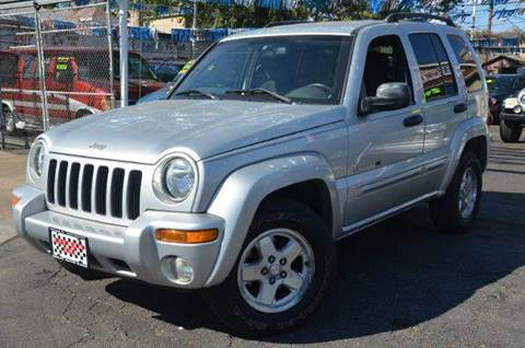 2003 Jeep Liberty For Sale - Carsforsale.com®