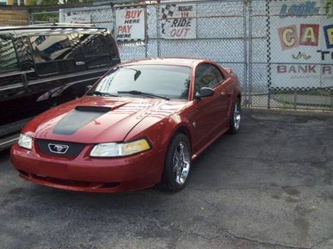 1999 Ford Mustang for sale at GREAT AUTO RACE in Chicago IL