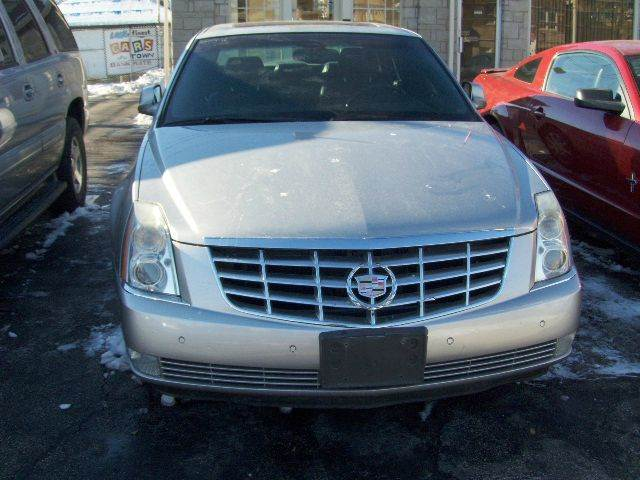 2006 Cadillac Dts Luxury Iii 4dr Sedan In Chicago Il