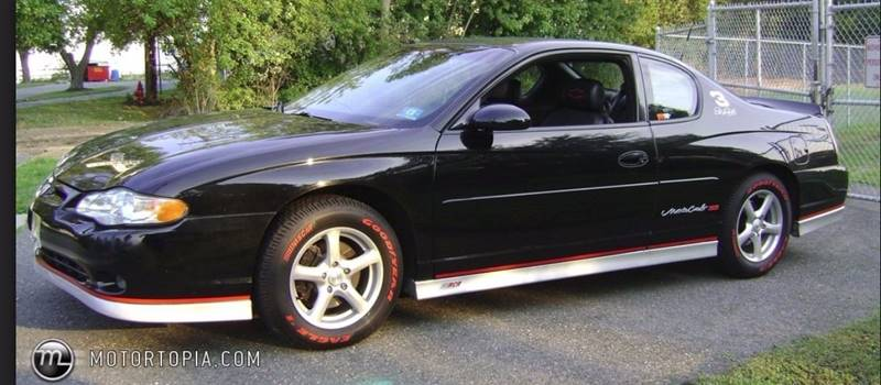 2004 Chevrolet Monte Carlo for sale at GREAT AUTO RACE in Chicago IL