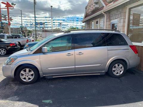 2005 Nissan Quest for sale in Chicago, IL