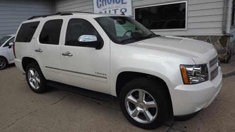 2011 Chevrolet Tahoe for sale in Carroll, IA