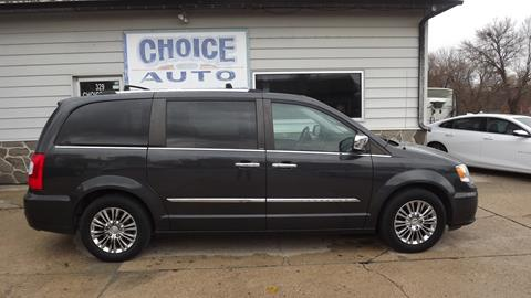 2011 Chrysler Town and Country for sale in Carroll, IA