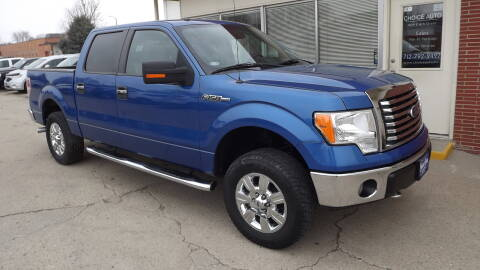 2010 Ford F-150 for sale at Choice Auto in Carroll IA