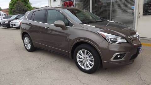 2017 Buick Envision Preferred for sale at Choice Auto in Carroll IA