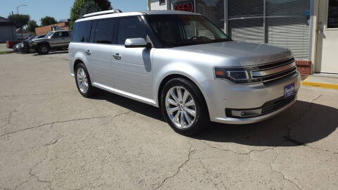 2016 Ford Flex for sale at Choice Auto in Carroll IA