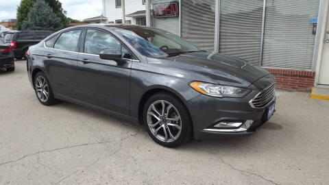 2017 Ford Fusion for sale at Choice Auto in Carroll IA