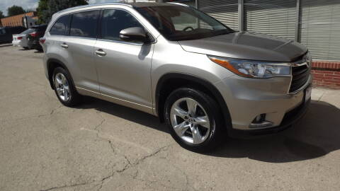 2016 Toyota Highlander for sale at Choice Auto in Carroll IA