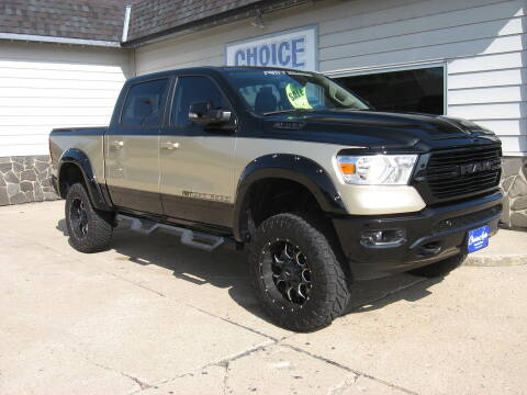 2019 RAM Ram Pickup 1500 for sale at Choice Auto in Carroll IA
