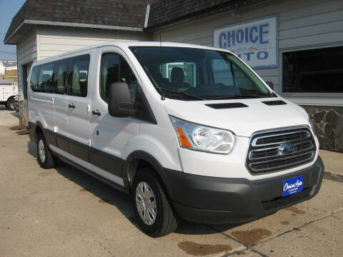 2015 Ford Transit Passenger for sale at Choice Auto in Carroll IA