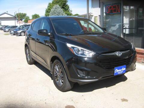2015 Hyundai Tucson for sale at Choice Auto in Carroll IA