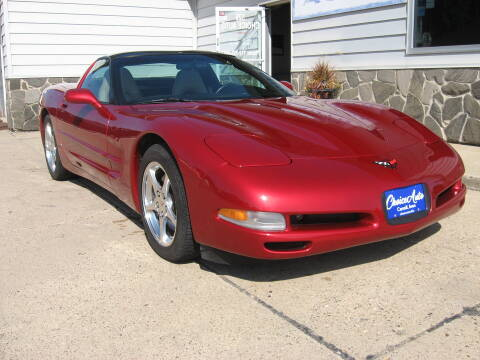 2002 Chevrolet Corvette for sale at Choice Auto in Carroll IA