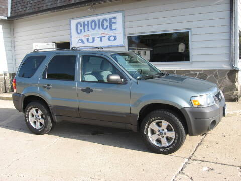 2006 Ford Escape for sale at Choice Auto in Carroll IA