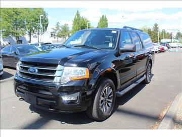 2016 Ford Expedition EL for sale in Renton, WA