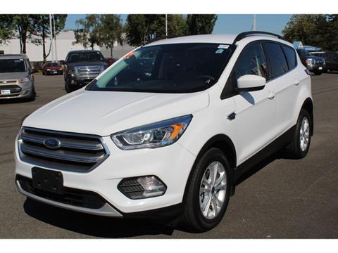 2017 Ford Escape for sale in Renton, WA
