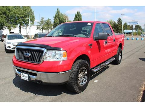 2007 Ford F-150 for sale in Renton, WA