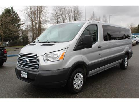 2017 Ford Transit Wagon For Sale In Renton WA