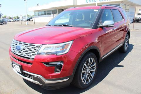 2018 Ford Explorer for sale in Renton, WA