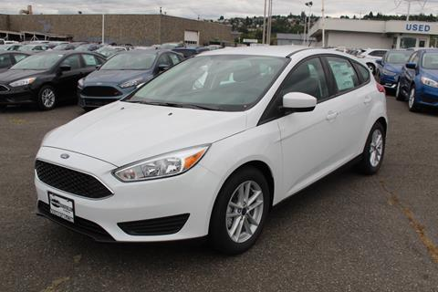 2018 Ford Focus for sale in Renton, WA