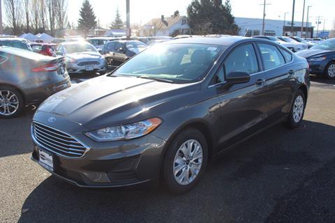 2019 Ford Fusion for sale in Renton, WA