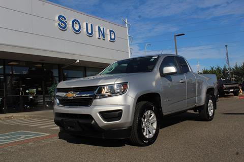 2018 Chevrolet Colorado for sale in Renton, WA