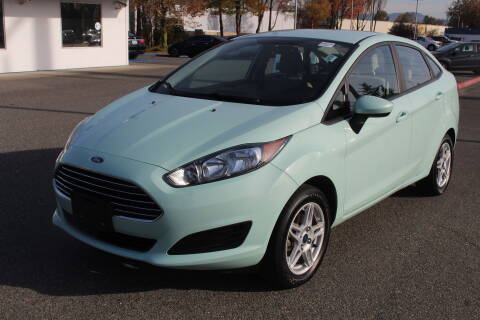2017 Ford Fiesta for sale in Renton, WA
