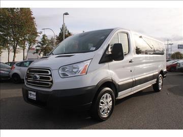 2015 Ford Transit Wagon for sale in Renton, WA