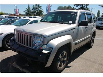 2008 Jeep Liberty for sale in Renton, WA