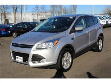 2015 Ford Escape for sale in Renton, WA