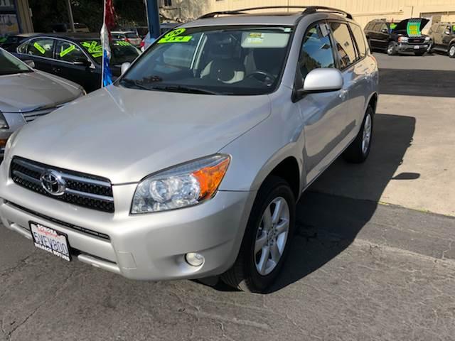 Toyota Rav Limited Dr SUV WD In Sonora CA BEE BACK MOTORS - 2006 rav4