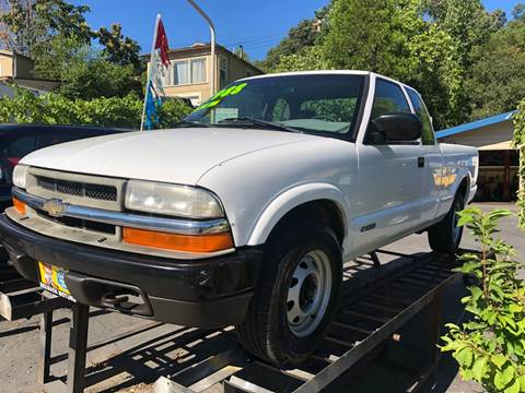 Used Chevrolet S 10 For Sale In California Carsforsale Com