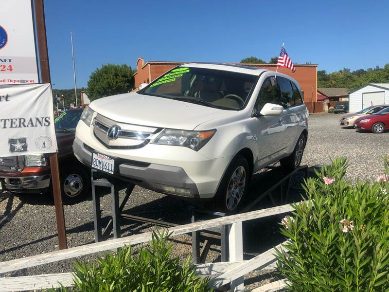 Mdx Cash Back >> 2007 Acura Mdx Sh Awd 4dr Suv In Sonora Ca Bee Back Motors
