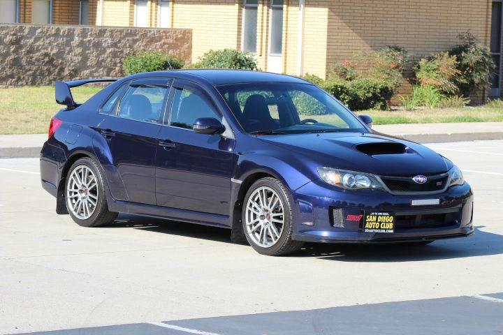 2011 Subaru Impreza WRX STI AWD 4dr Sedan   Spring Valley CA