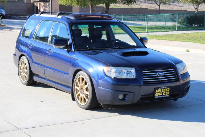 2006 subaru forester awd 2 5 xt limited 4dr wagon 2 5l h4 5m in spring valley ca san diego. Black Bedroom Furniture Sets. Home Design Ideas